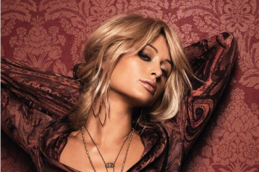 Paris Hilton fot. Warner Music Poland