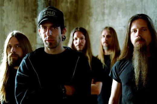 Lamb Of God fot. Metal Mind Productions