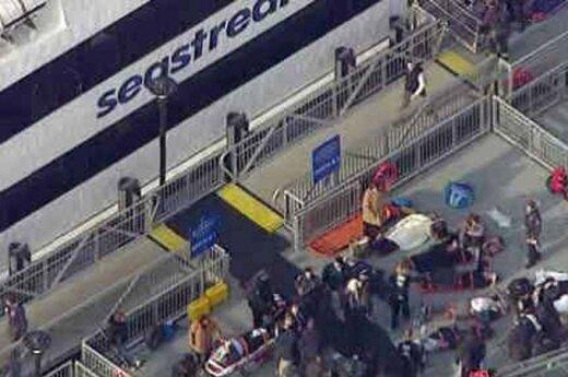 USA: W Nowym Jorku rozbił się prom pasażerski