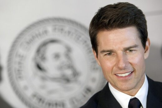 Tom Cruise zrobi z Beckhama gwiazdę Hollywood