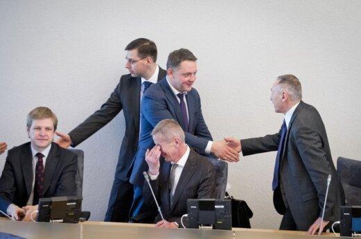 Mieszkańcy Litwy nie ufają Sejmowi i Rządowi
