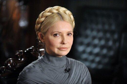 Trybunał w Strasburgu: Bezprawne aresztowanie Tymoszenko