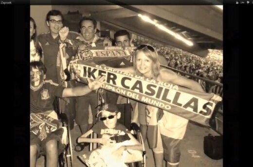 Dawid i Casillas