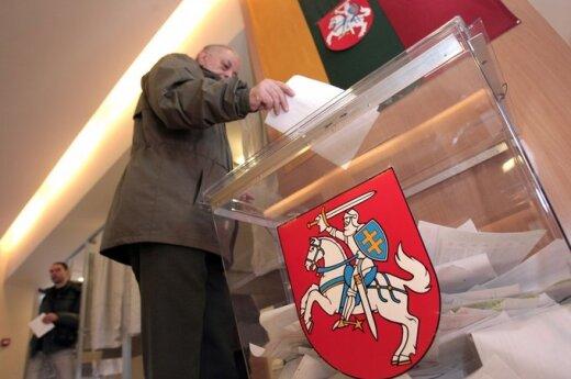 Wybory prezydenckie na Litwie prawdopodobnie w maju w przyszłego roku