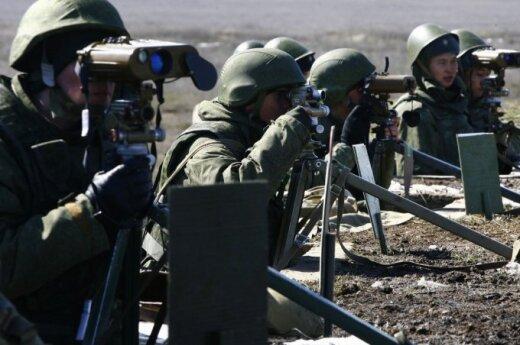 """""""Trójgłowy jaguar 2014"""". Litwa uczy się przyjmowania jednostek NATO"""