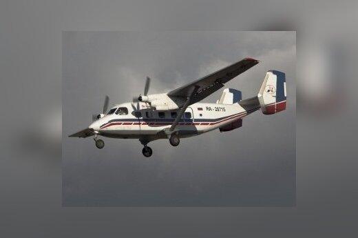 Rosja: Katastrofa samolotu na Dalekim Wschodzie