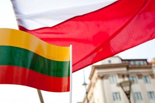 Dwie trzecie Polaków za tym, by bronić Litwę przed Rosją