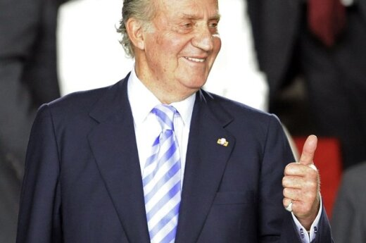 Hiszpania: Król Juan Carlos traci na popularności