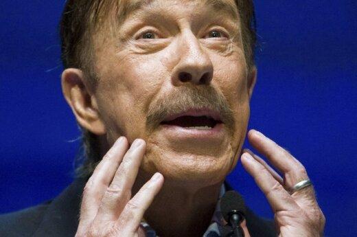 Chuck Norris do Sejmu?