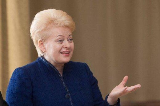 Grybauskaitė: Współpraca z Europejskim Bankiem Inwestycyjnym zapewni Litwie bezpieczeństwo energetyczne