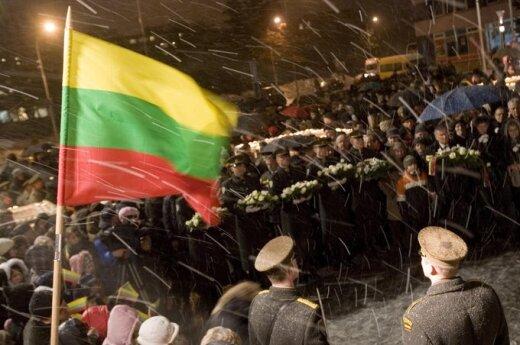 13 stycznia: Przełomowy moment w dziejach Litwy