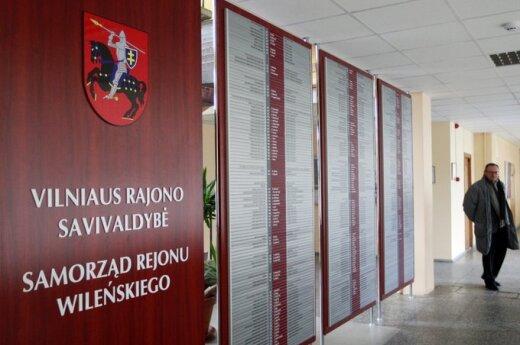 Samorząd Rejonu Wileńskiego: Nie obrażamy mniejszości narodowych