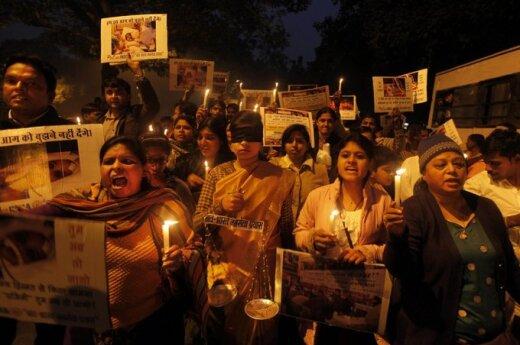 W Indiach zgwałcono dziennikarkę