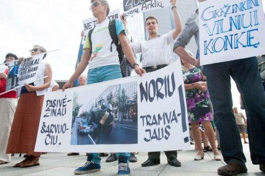 Socjaldemokraci: Reforma transportu publicznego w Wilnie została źle przygotowana
