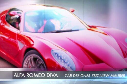 Alfa Romeo Diva