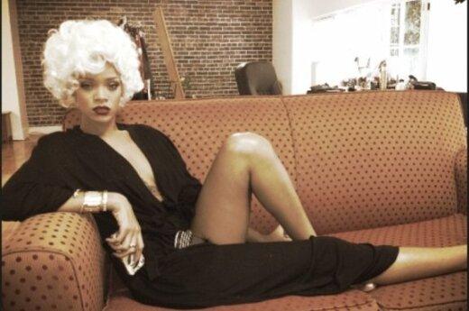 Rihanna nagrywa z Darkchildem