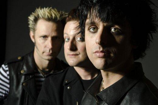 Wokalista Green Day na odwyku