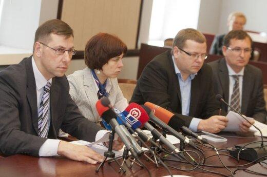 Ministerstwo Oświaty popełniło naruszeń na kwotę kilku milionów litów