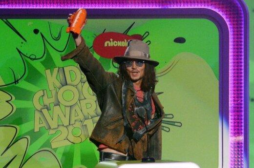 Johnny Depp zatrudnia bezdomnych