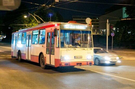 W Wilnie ma zniknąć 18 linii trolejbusowych i autobusowych