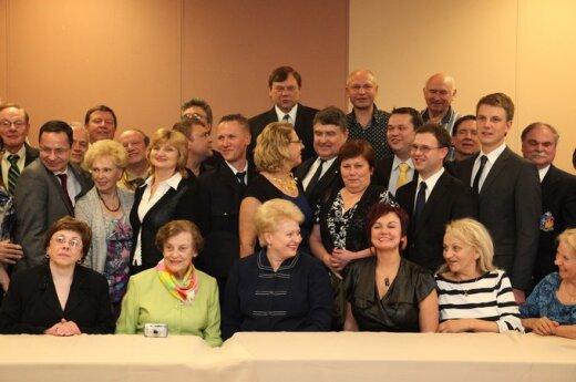 Prezydent Litwy obawia się, że z podwójnego obywatelstwa mogą skorzystać ludzie ze Wschodu