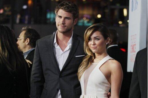 Miley Cyrus najpierw nagrywa, potem wychodzi za mąż