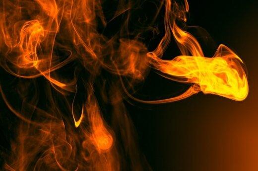 Mężczyzna podpalił się nieopodal kancelarii premiera