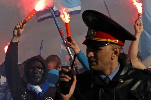 Rosja: Zamieszki w Moskwie