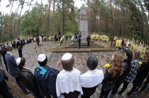 Memoriał w Ponarach przekazano w gestię Muzeum im. Gaona