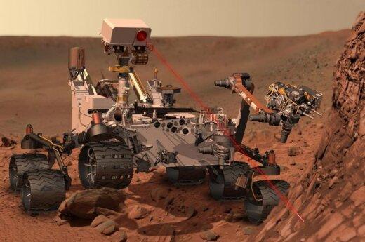 USA: Łazik Curiosity pomyślnie wylądował na Marsie