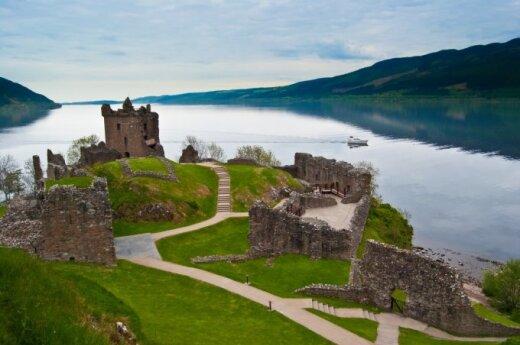 Brytyjczyk uratował Polkę z jeziora Loch Ness
