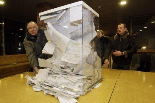 Mieszkańcy Litwy głosują bardziej na lidera niż program partii