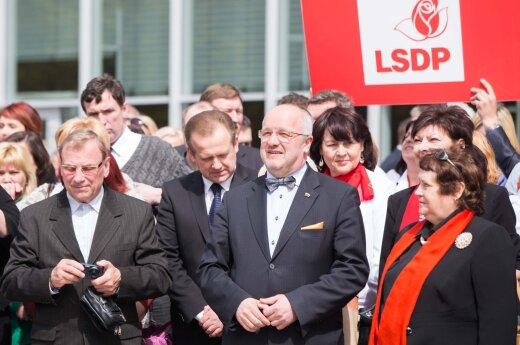 Socjaldemokraci nadal najpopularniejsi, AWPL poza progiem wyborczym