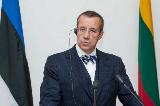 Prezydent Estonii: Kraje bałtyckie w strategicznych projektach nie zrobiły praktycznie nic