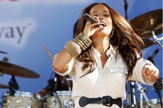 Żaden król nie ma tego, co Alicia Keys