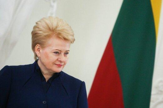 Dalia Grybauskaitė: Przyjęcie budżetu UE jest sukcesem litewskiej prezydencji