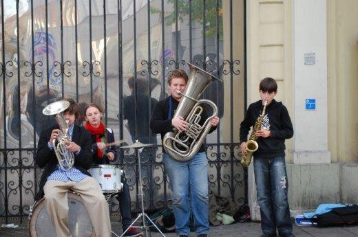 Święto ulicznych muzyków