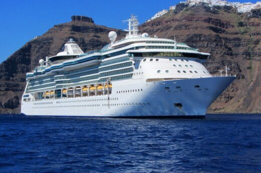 Statek z pasażerami z Niemiec zawinął do Krymu pomimo sankcji UE
