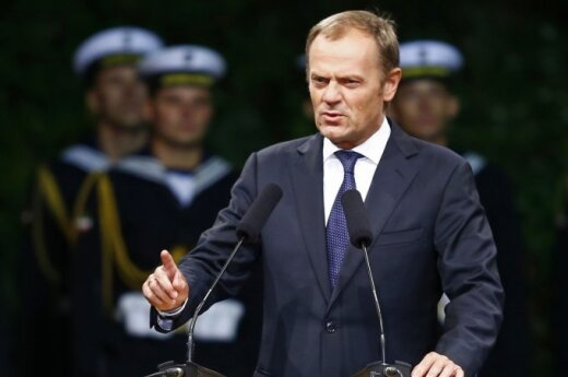 Donald Tusk przyjeżdża na Litwę
