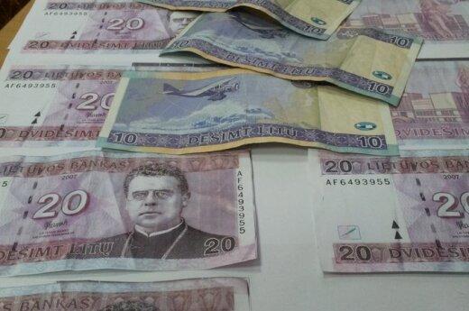 Sondaż: Na Litwie jest najmniej spółek, które chcą zwiększyć wynagrodzenia