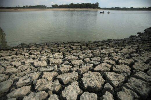 Rekordowa susza w Polsce