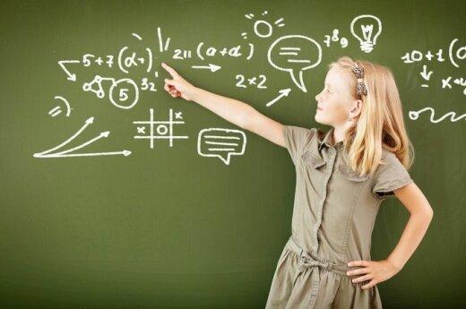 Chłopcy i dziewczynki tak samo boją się matematyki