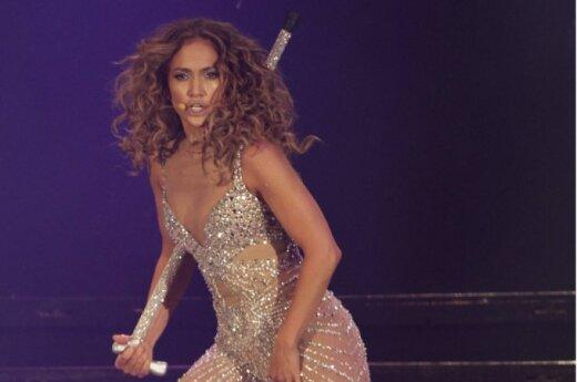 Jennifer Lopez będzie biegać po 100 schodach w Trójmieście