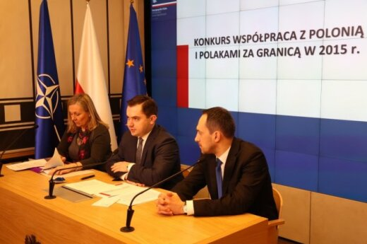53 mln zł na współpracę z Polonią i Polakami za granicą. Foto: MSZ RP