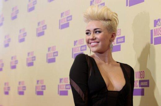 Miley Cyrus ma apel do psychofanów