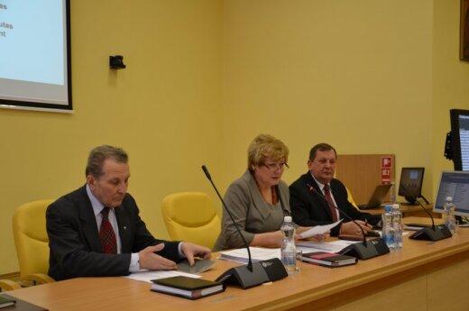 Zaprzysiężenie nowego radnego. Posiedzenie Rady Rejonu Wileńskiego