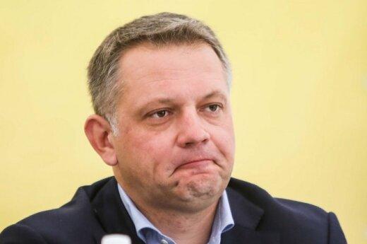 Eligijus Masiulis: Tomaszewski szuka pretekstu, aby wyjść z koalicji rządzącej