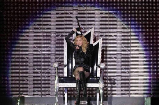 Madonna drwi z Lady GaGi