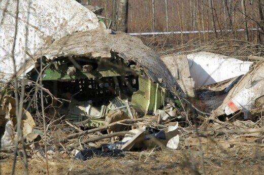 Rosja: Zdjęcia z katastrofy Tu-154 usunięte z internetu