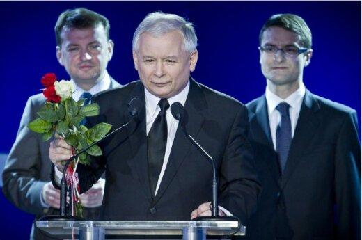 Kaczyński: Litwa się z nami nie liczy